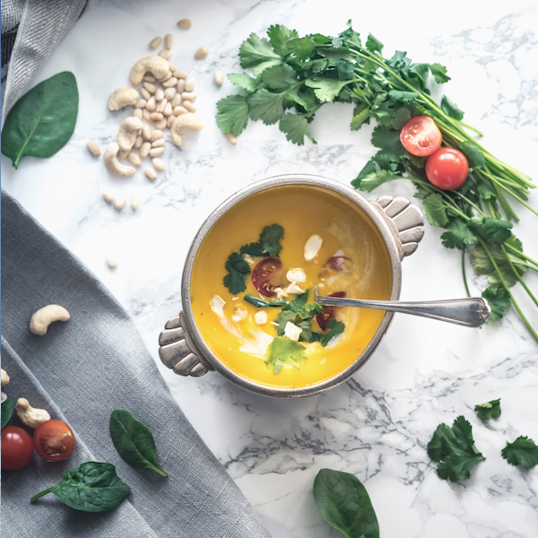 Carrot and Fennel Soup Recipe
