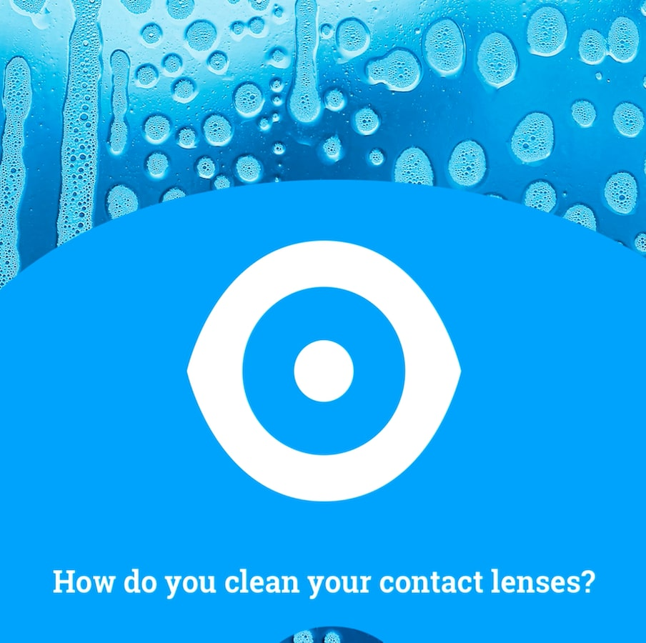 How To Clean Your Lenses