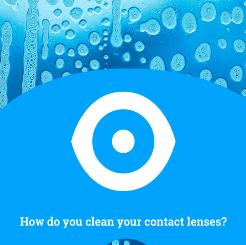Clean your lenses