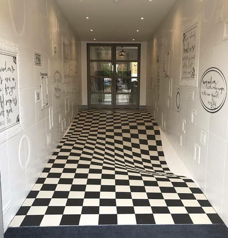 Floor Illusion