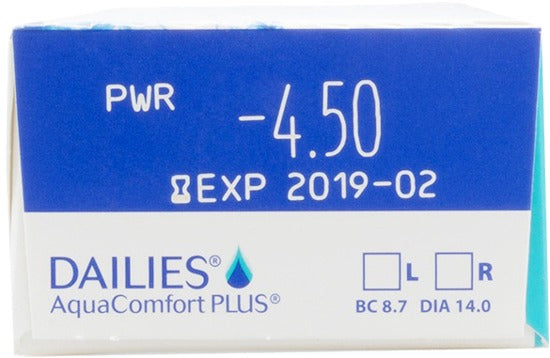 Dailies - DAILIES AquaComfort Plus 30 Pack