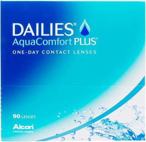 Dailies - DAILIES AquaComfort Plus 90 Pack
