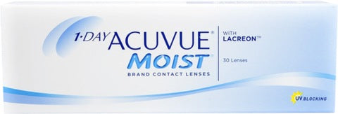 Daily - 1-Day Acuvue Moist 30 Pack