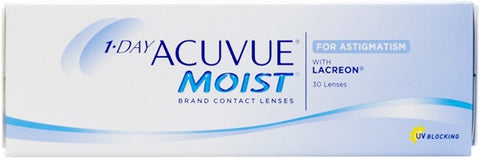 Daily - 1-Day Acuvue Moist For Astigmatism 30 Pack