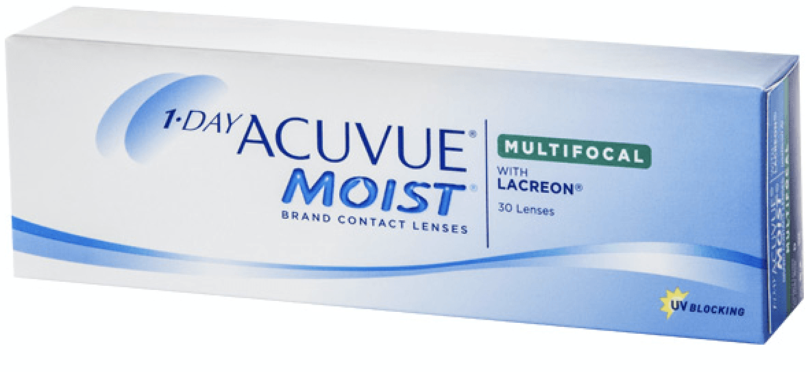 Daily - 1-Day Acuvue Moist Multifocal 30 Pack