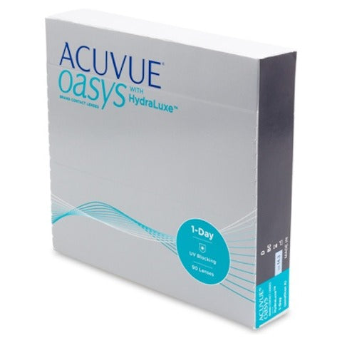 Daily - Acuvue Oasys 1-Day 90 Pack