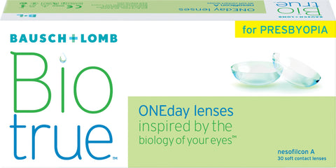 Daily - Biotrue ONEday For Presbyopia 30 Pack