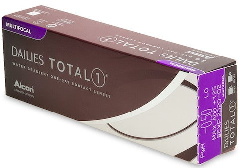 Daily - Dailies Total1 Multifocal 30 Pack