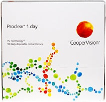 Daily - Proclear 1-Day 90 Pack