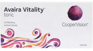 Monthly - Avaira Vitality Toric 3 Pack