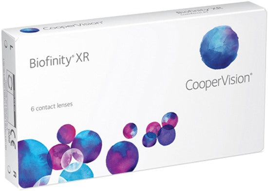 Monthly - Biofinity XR 6 Pack