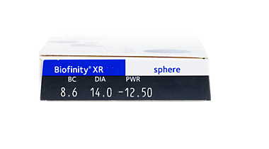 Monthly - Biofinity XR Toric 3 Pack