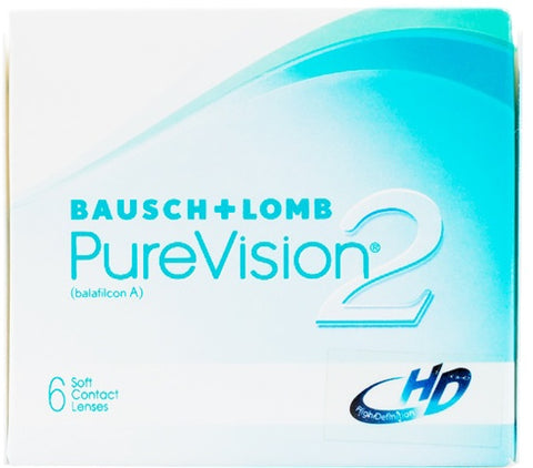 Monthly - PureVision 2 6 Pack