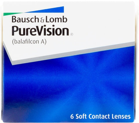 Monthly - PureVision 6 Pack
