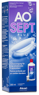 Solutions - Aosept Plus® Contact Lens Solution 360ml