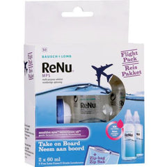ReNu MultiPlus Solution Flight Pack