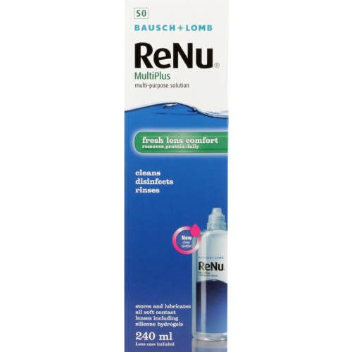 Solutions - ReNu MultiPlus Solution 240ml
