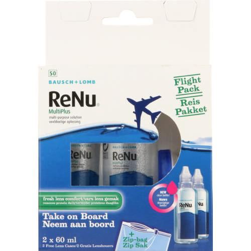 Solutions - ReNu MultiPlus Solution Flight Pack