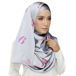 Shawl June (BABY BLUE)