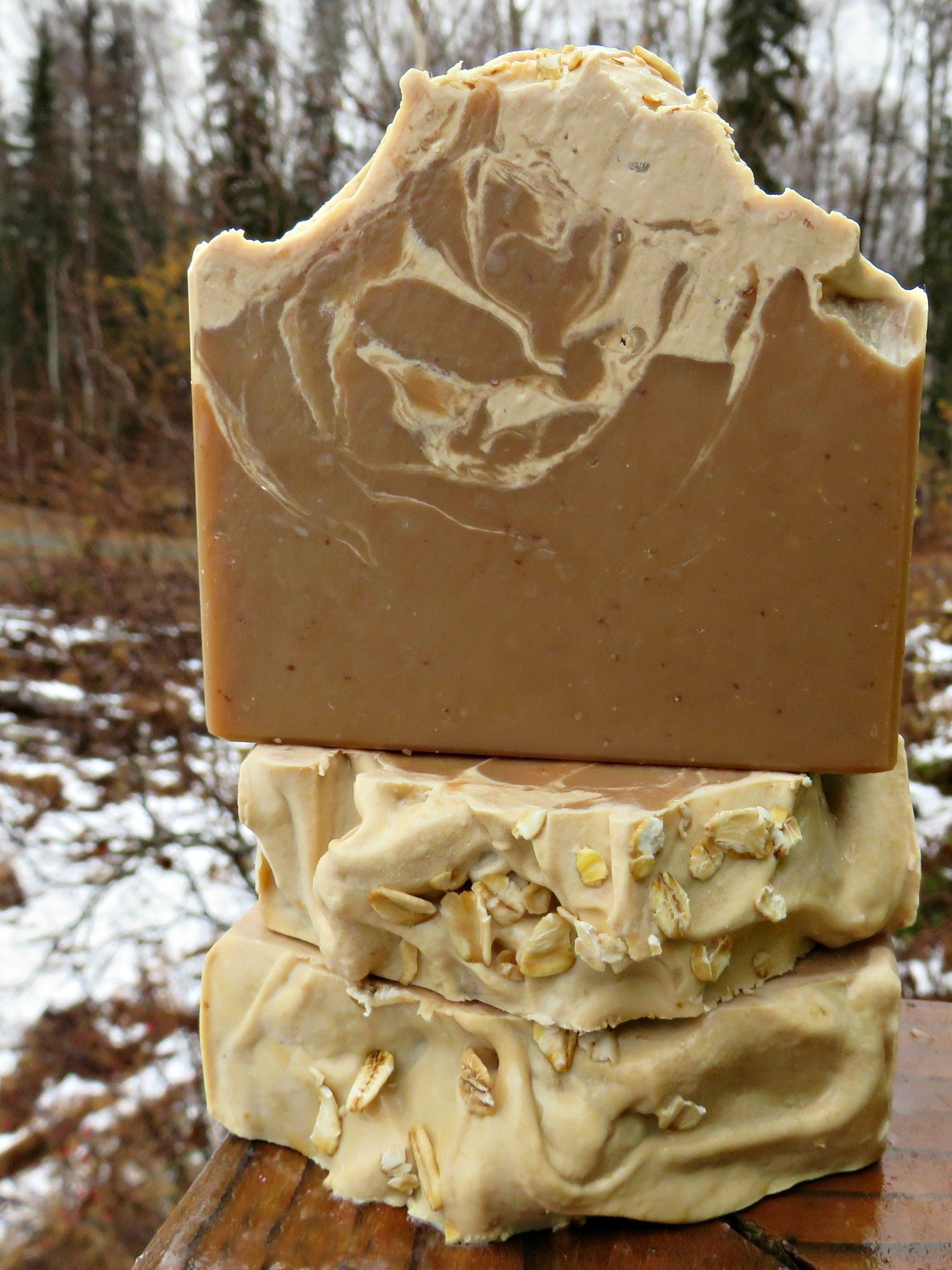 Chuli Stout Oatmeal Beer Soap