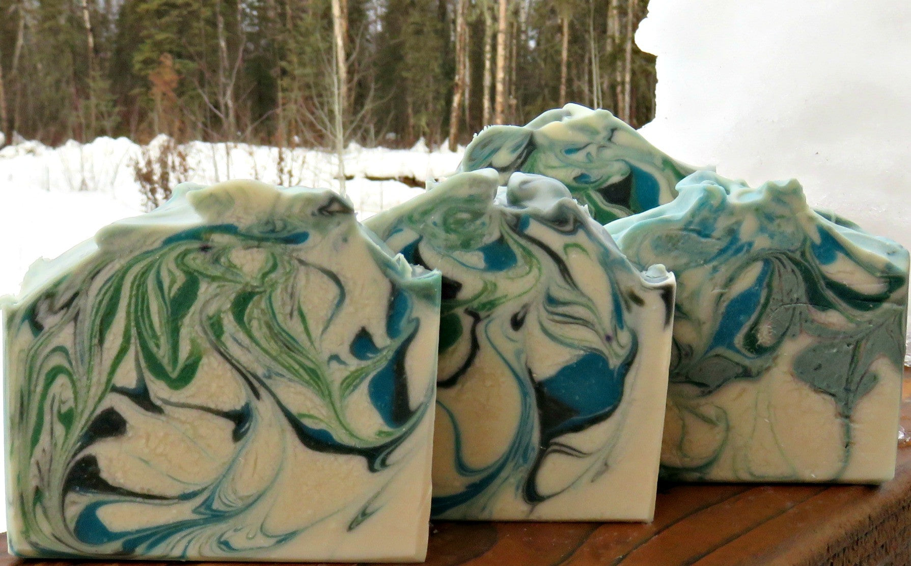 Snowbound Soap