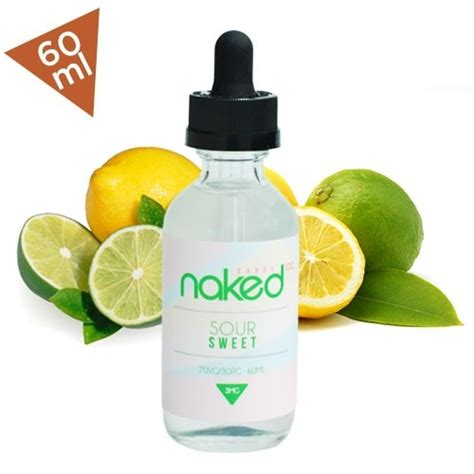 Naked 100 - Green Lemon