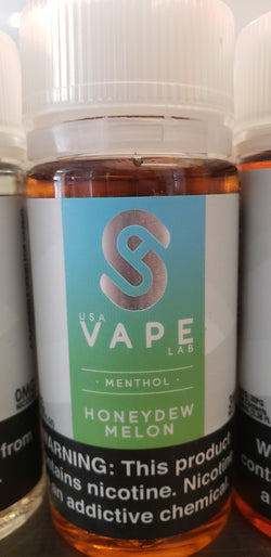 USA Vape Lab - Honeydew Melon Menthol