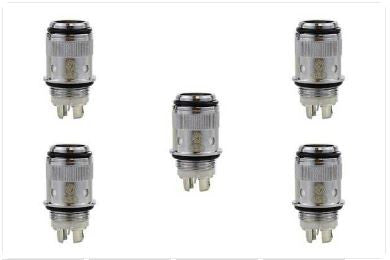 eGo 5 pack CLR/Cotton Coils-Joyetech