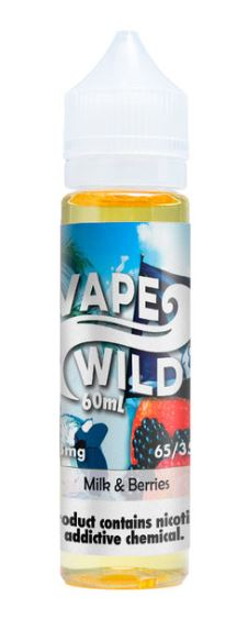 Vape Wild - Milk and Berries