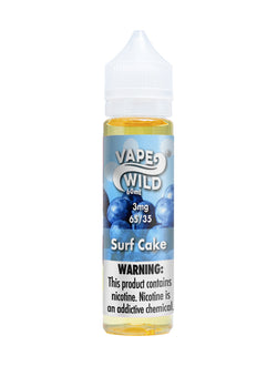Vape Wild - Surf Cake/Blueberry Cheesecake