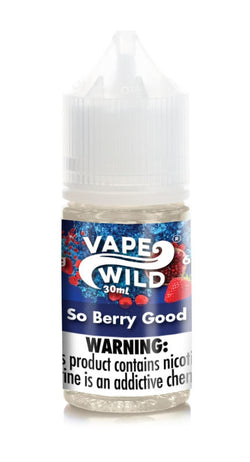 Vape Wild - So Berry Good