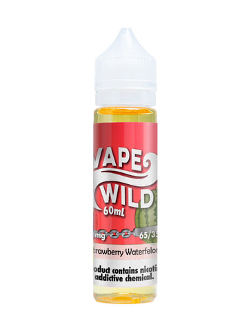 Vape Wild - Strawberry Waterfelons