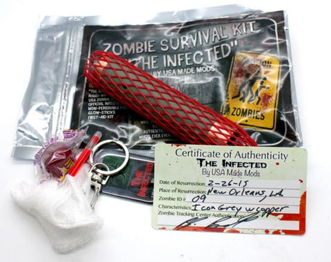 USA Mods - Infected Zombie (AUTHENTIC)