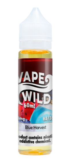 Vape Wild - Blue Harvest