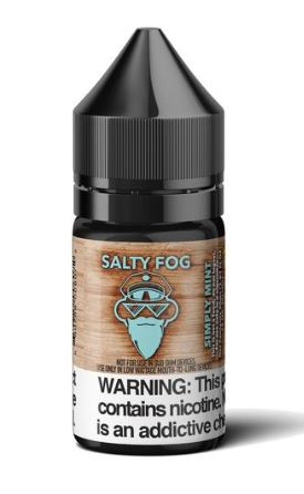 Salty Fog - Simply Mint