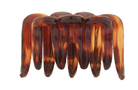 Claw Teeth Hair Claw Tortoise Shell 129