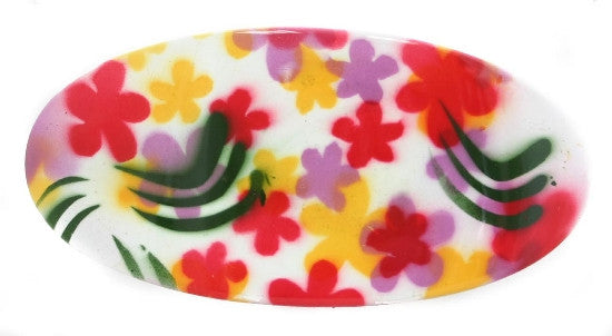 Rosy Multi Color Barrette 1945