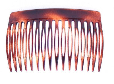 Classic French Tortoise Shell Side Hair Combs 207