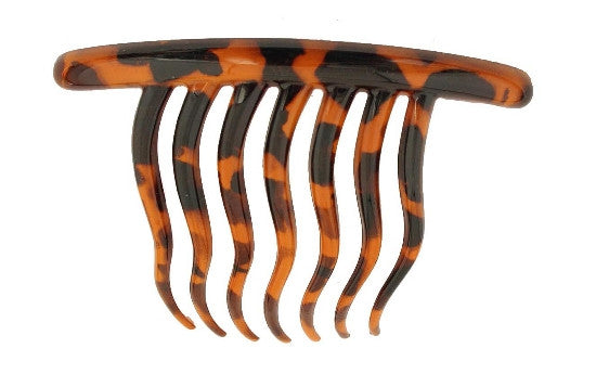 Wavy French Twist Hair Comb in Tokyo Print 2086