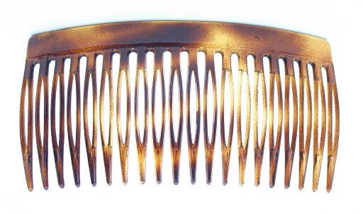 French Tortoise Shell Side Hair Combs 556