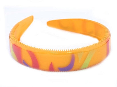 Pucci Headband w/ Teeth 60090