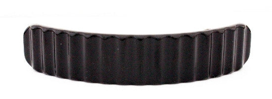 Ripple Hump Black Barrette    12121-93250