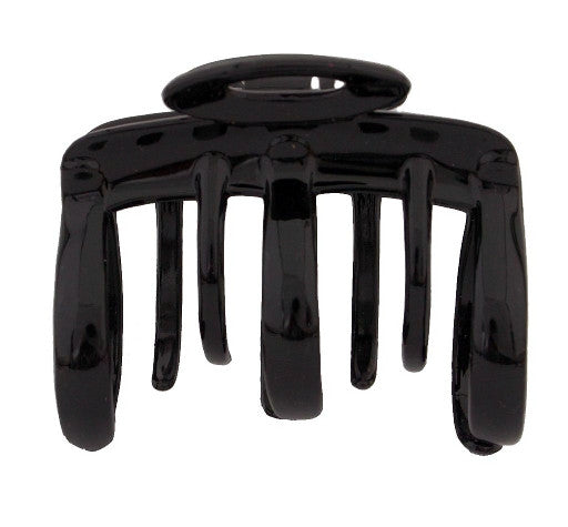 Patent Hair Claw  Teeth Black 9721