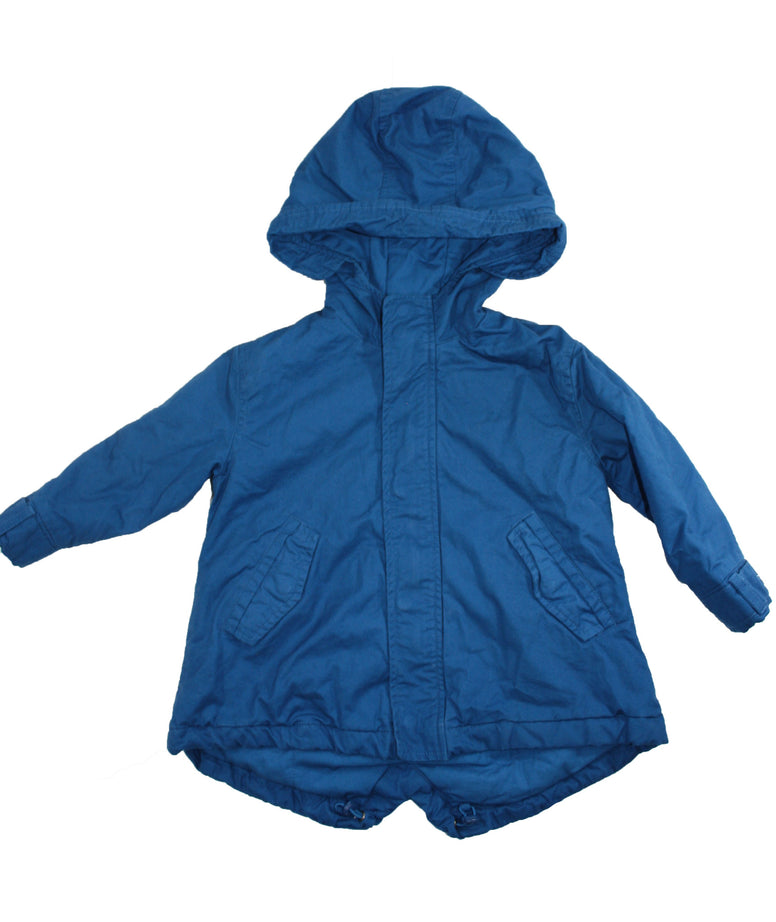 Stella McCartney Kids Hooded Jacket - Size: 3T - Tristyn's Closet