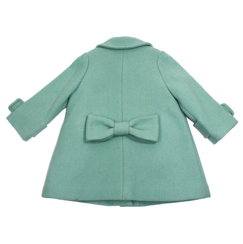 Hucklebones London Swing Coat - Size: 4 Years - Tristyn's Closet