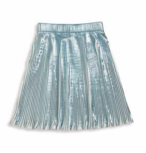 Little Marc Jacobs Girls Midi Pleated Skirt - Size: 6 - Tristyn's Closet
