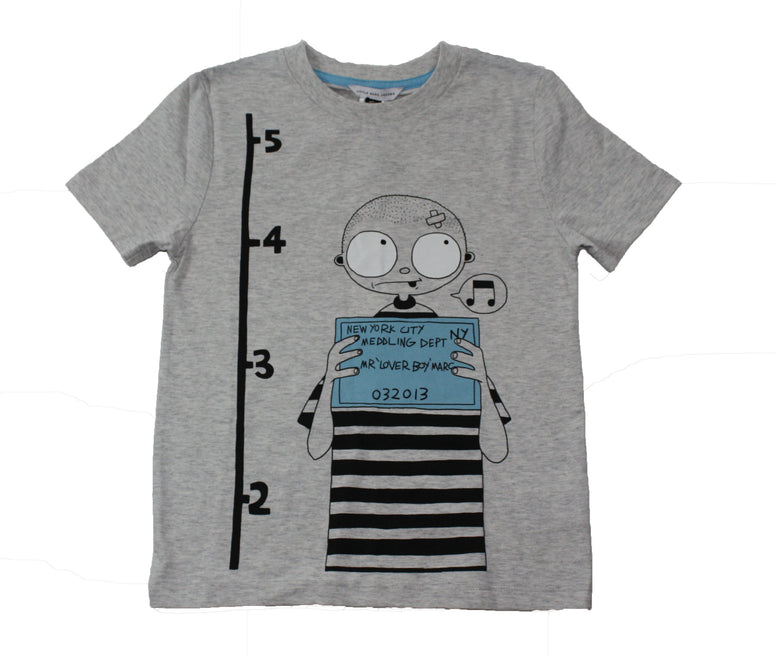 Little Marc Jacobs Mr. Lover Boy Tee - Size: 8 - Tristyn's Closet
