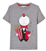 Little Marc Jacobs Mr Marc Popcorn Tee - Size: 5 - Tristyn's Closet