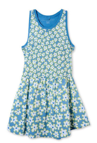 Stella McCartney Kids Mimosa Flowers Dress - Size: 2 - Tristyn's Closet