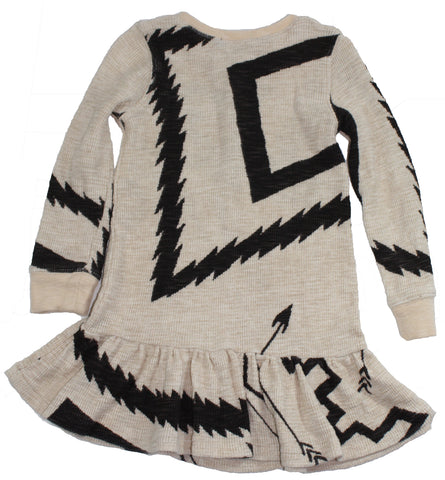 Ralph Lauren Girls' Aztec Print Dress - Size: 4T - Tristyn's Closet